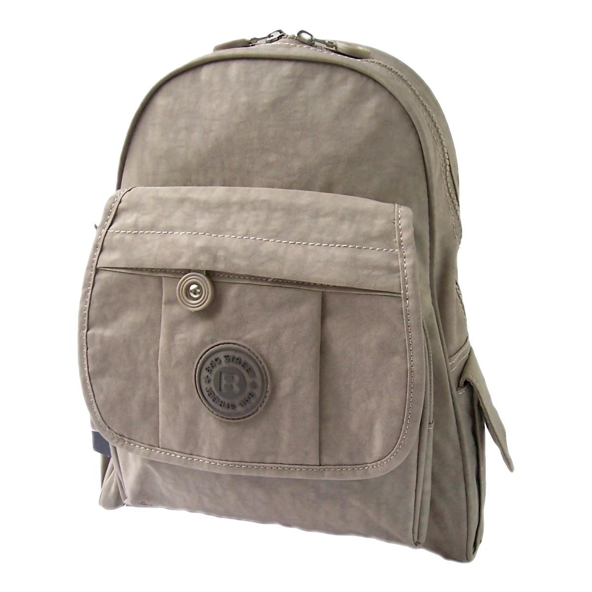Damen City-Rucksack Freizeit Kinderrucksack Tasche beige Ru6042
